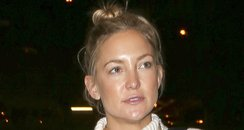 Kate Hudson with no make-up