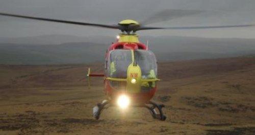 Cornwall's Air Ambulance