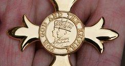OBE award