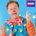 Mr Tumble the clown