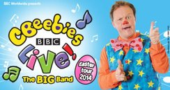See CBeebies Live! The BIG Band