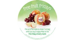 Free Fruit Friday