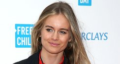 Cressida Bonas in casual wear