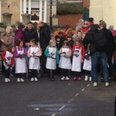 Olney Pancake Race 2014