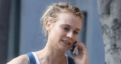 Diane Kruger without make up