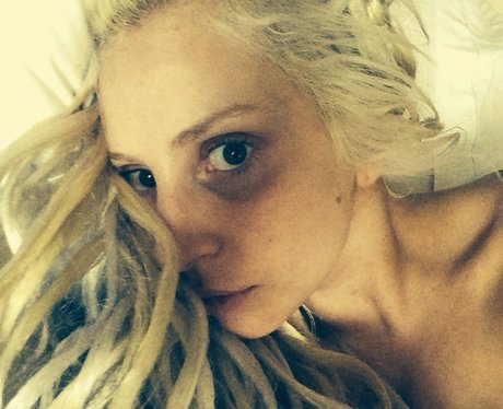 Lady gaga without no makeup apologise