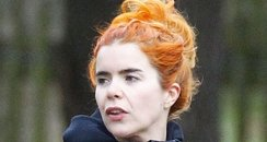 Paloma Faith running without make up