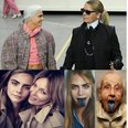 Photos from Cara Delevingne's Instagram