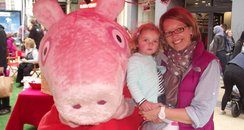 Heart Angels: Peppa Pig At Bristol Shopping Quarte