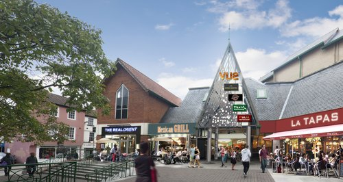 How Timberhill Norwich could look