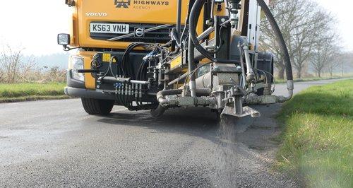 potholes robot
