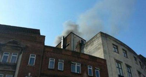 Bournemouth student flats fire
