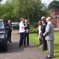 Prince Harry In Suffolk