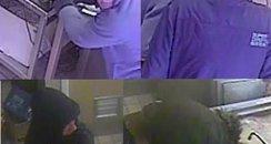 KFC CCTV northampton robbery