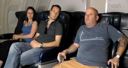 Annoying Plane Passenger