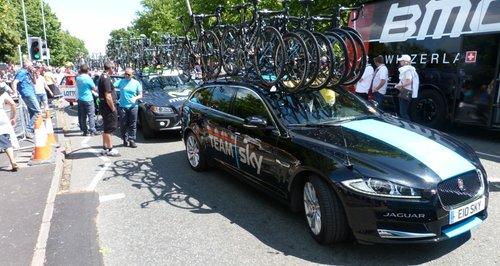 Heart Angels: Tour De France In Cambridge