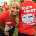Oxford Race for Life 2014 - Team Heart