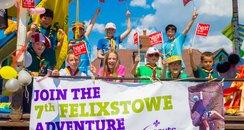 Felixstowe Carnival 2014