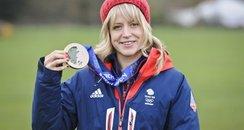 Olympic snowboarder Jenny Jones
