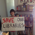 Leon-Save Our Libraries