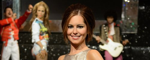 Cheryl Cole Wax Work