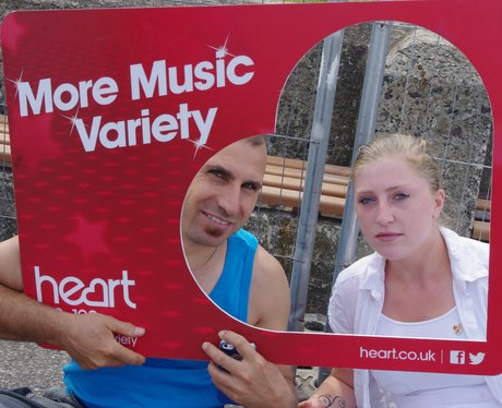 Heart Angels: Sunderland Airshow - 25th July 2014