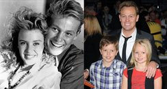 Jason Donovan throwback photos