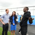 Royal Games Visit In Pictures