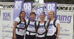 Woman's Running 10K