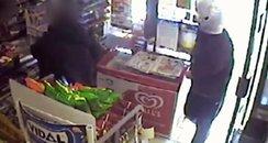Hemel Hempstead shop robbery