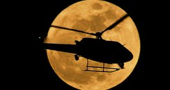 Supermoon pictures