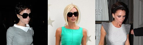 Victoria Beckham's Iconic Dresses MEGAPOD CANVAS