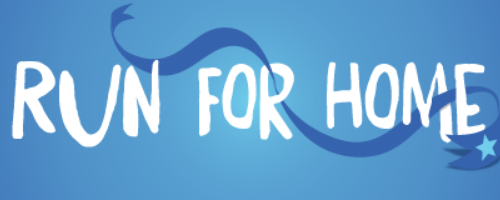 Global Run For Home Logo