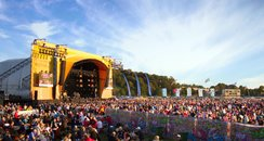 Rewind Festival Stage