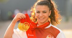 Bristol Commonwealth gymnast Claudia Fragapane