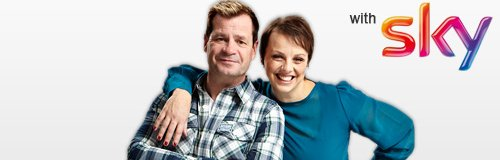 Sky Martin and Sue Breakfast Essex