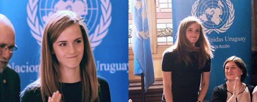 Emma Watson - UN Uruguay