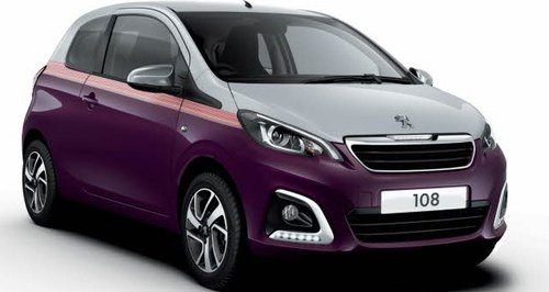 Win A Weekend Away With A New Peugeot 108 Heart