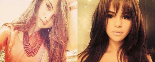 Selena Gomez  New Hair