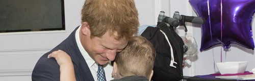 Prince Harry attends Charity event