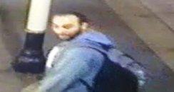 Cheltenham Train Attack Suspect 1