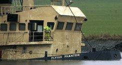 Flying Phantom