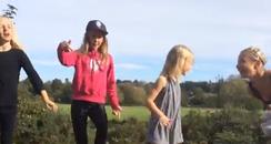 The Pomphrey Family Fakes Some Noise To Taylor Swi