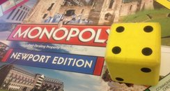 Newport edition of Monopoly