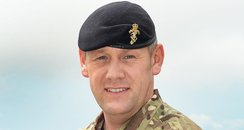 Sergeant Neil Wold from Ashington