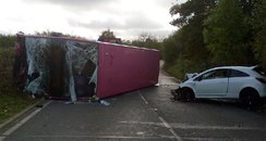 Hertfordshire Bus Crash