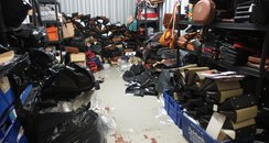 Seized Fake Goods Thurrock