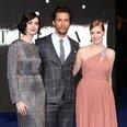 Anne Hathaway, Jessica Chastain, Matthew M