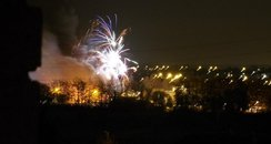 Stafford firework factory fire