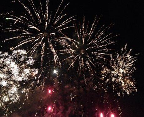 Heartlands Fireworks 2014